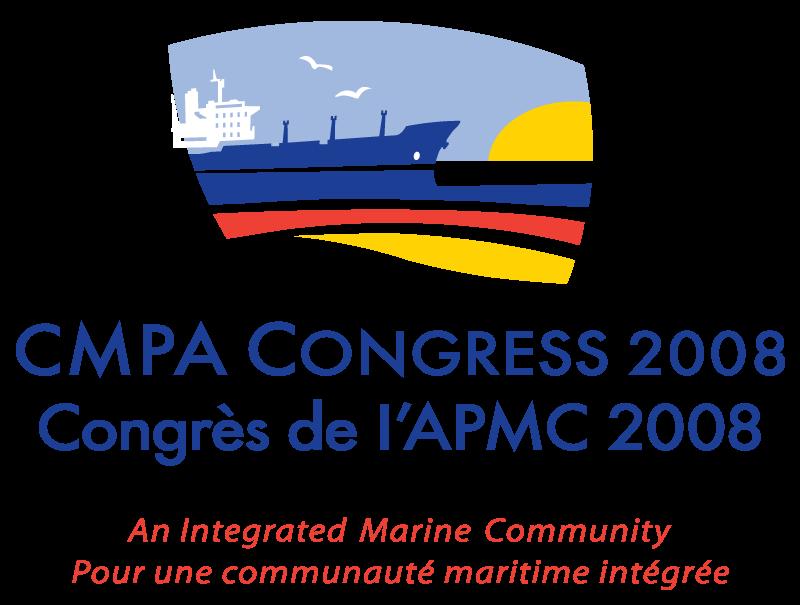 Congress 2008 - Canadian Marine Pilots Association | CMPA